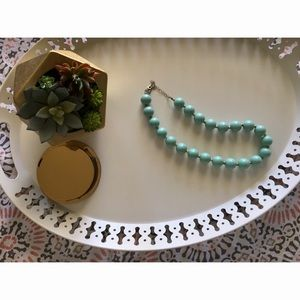 Jewelry - 3 for $25 - Mint Green Beaded Necklace